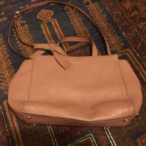 Kate Spade Dusty Rose satchel/shoulder
